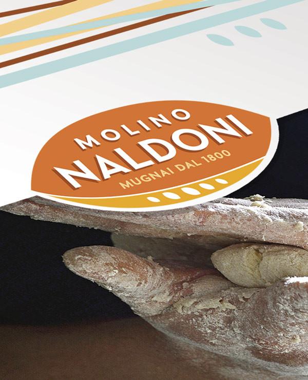 IL CATALOGO MOLINO NALDONI: RACCONTARE L'ECCELLENZA.