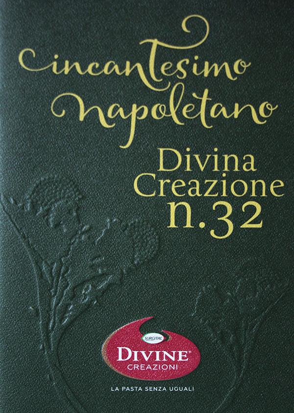 Incantesimo Napoletano – Divina Creazione n.32