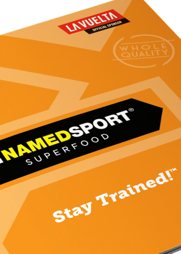 FOLDER AL CONSUMATORE NAMEDSPORT> SUPERFOOD